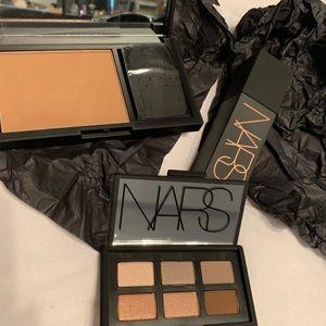 Nars Bronzing Set - new - 3 full size products